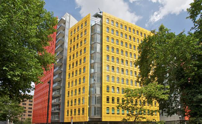 Central St Giles | Renzo Piano
