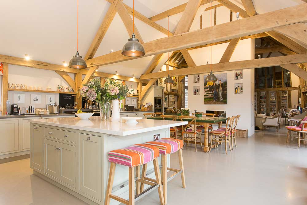 Harsfold Barn | John Nicholls Photography