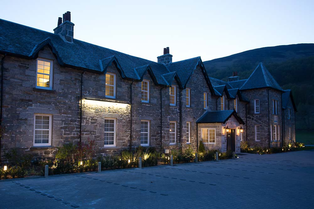 Henley Dunalistair Hotel | John Nicholls Photography