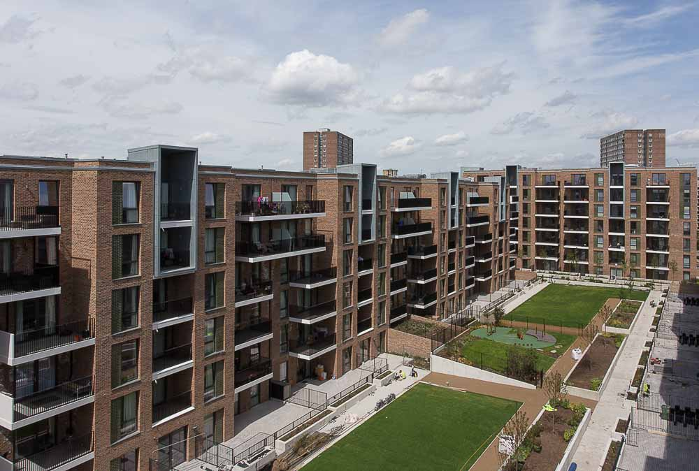 Kilburn Quarter | United Living South | John Nicholls Photography